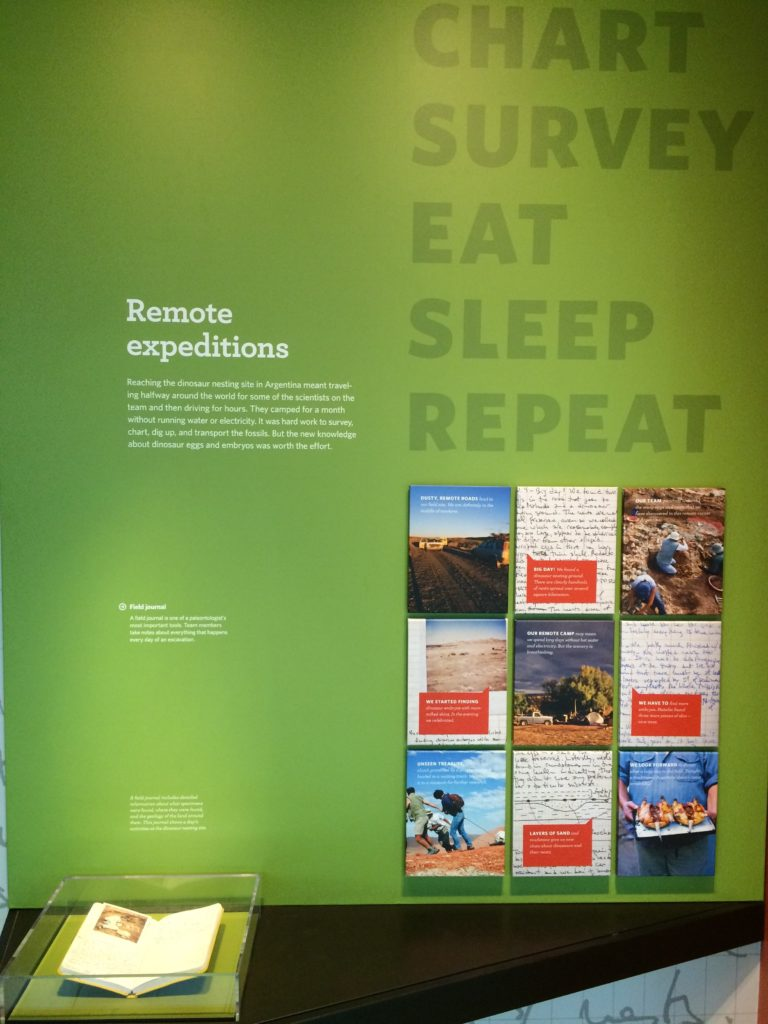 Remote expeditions. Natural History Museum of Los Angeles.